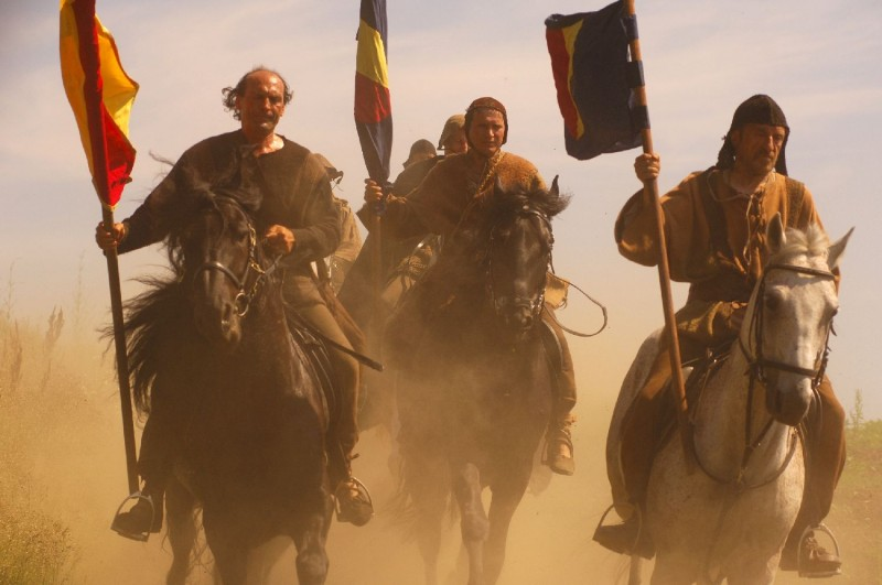 Un Immagine Del Film Barbarossa 130928