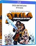 La Copertina Di Attila Flagello Di Dio Blu Ray 131058