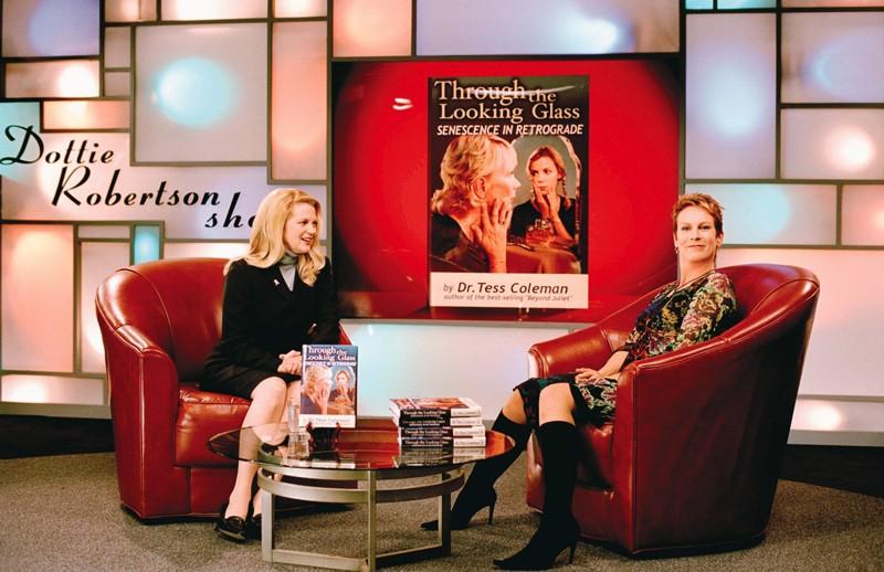 Tess Coleman Jamie Lee Curtis Presenta Il Suo Libro Nel Film Quel Pazzo Venerdi 131086