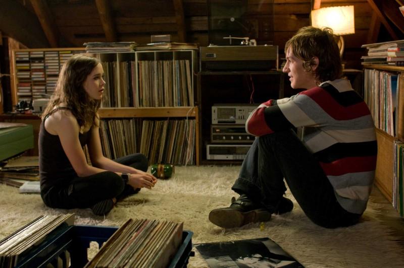 Ellen Page E Landon Pigg In Una Scena Del Film Whip It 131120