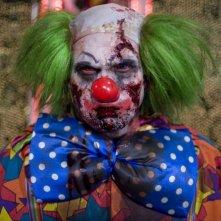 Il clown zombie del film Zombieland