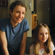 Alexandra Lamy in un'immagine del film Ricky diretto da Francois Ozon
