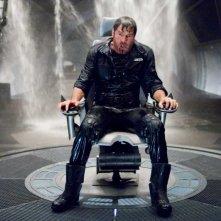 Dennis Quaid in un'immagine del film Pandorum