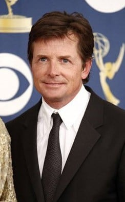 Emmy Awards 2009 Michael J Fox 131286