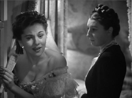 Joan Fontaine E Judith Anderson In Una Celebre Sequenza Di Rebecca La Prima Moglie 131357