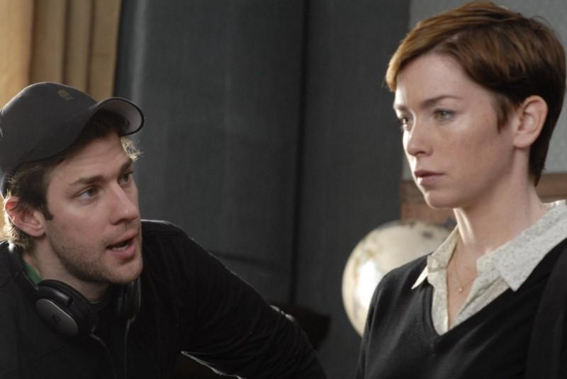 John Krasinski E Julianne Nicholson In Una Scena Del Film Brief Interviews With Hideous Men 131188