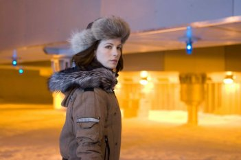 Kate Beckinsale in un'immagine del film Whiteout - Incubo bianco