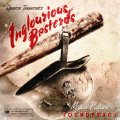 La copertina di Inglorious Basterds Motion Picture Soundtrack
