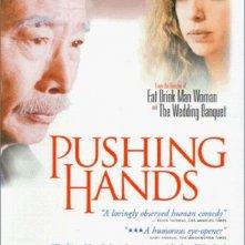 La locandina di Pushing Hands