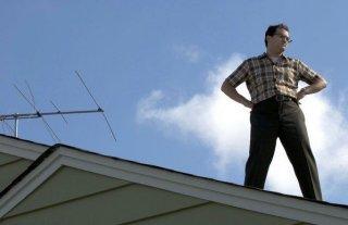 Michael Stuhlbarg in una scena del film A Serious Man