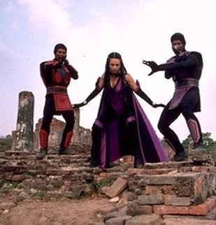 Musetta Vander In Mortal Kombat Distruzione Totale 131317