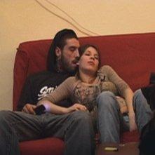 Un'immagine del documentario Eva e Adamo