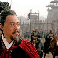 Un'immagine del film La battaglia dei tre regni, diretto da John Woo