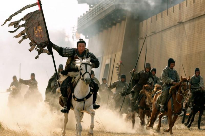 Un Immagine Del Film La Battaglia Dei Tre Regni Kolossal Cinese Diretto Da John Woo 131434