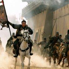 Un'immagine del film La battaglia dei tre regni, kolossal cinese diretto da John Woo