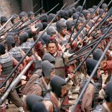 Un'immagine tratta dal film La battaglia dei tre regni