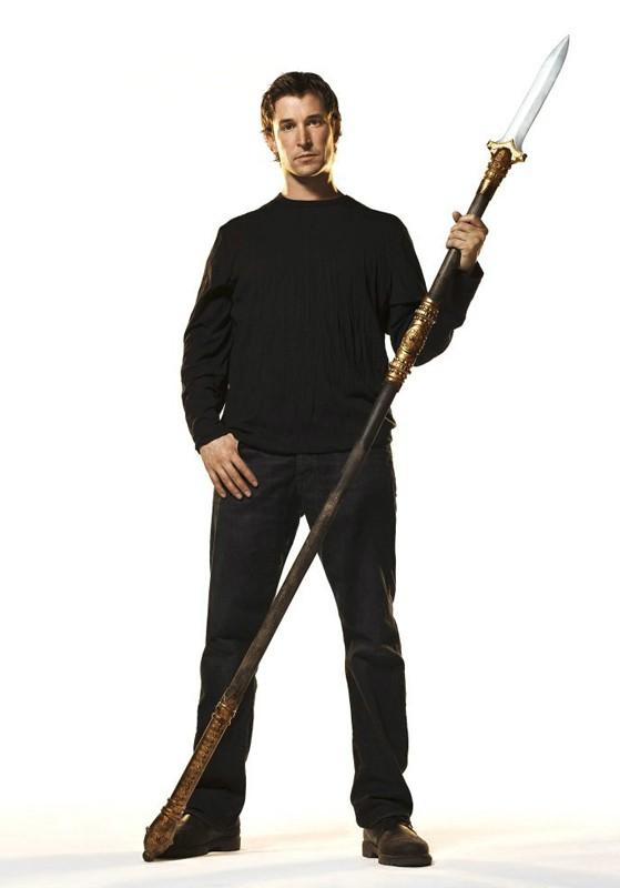Una Foto Promo Di Noah Wyle Per Il Film The Librarian Quest For The Spear 131409