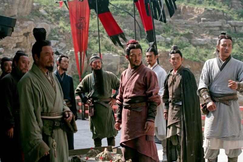 Una Scena Del Film La Battaglia Dei Tre Regni Di John Woo 131422
