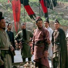 Una scena del film La battaglia dei tre regni di John Woo