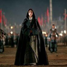 Una scena del kolossal La battaglia dei tre regni diretto da John Woo