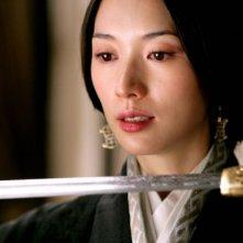 Una sequenza del film La battaglia dei tre regni, diretto da John Woo