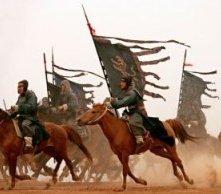 Una suggestiva immagine del film La battaglia dei tre regni di John Woo