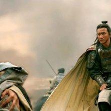 Una suggestiva immagine del kolossal La battaglia dei tre regni di John Woo