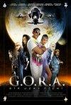 La locandina di G.O.R.A. - Comiche spaziali