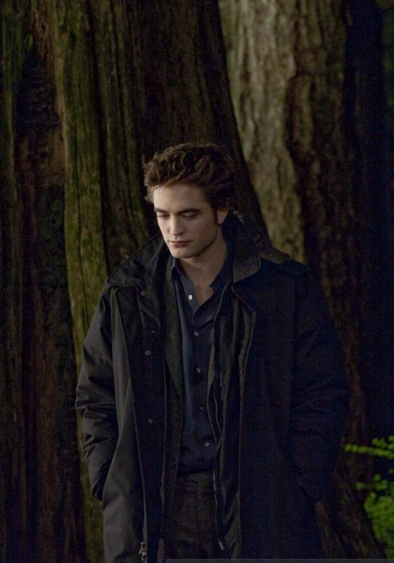 Robert Pattinson Sul Set Di New Moon Fotografato Da David Strick Per Il Los Angeles Times 131490