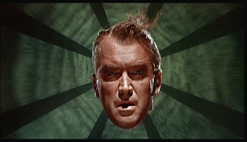 James Stewart In Una Scena Del Film La Donna Che Visse Due Volte 1958 131686