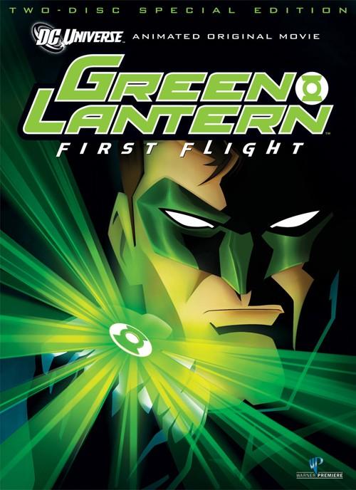 La Locandina Di Green Lantern First Flight 131624