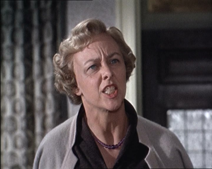 Louise Latham In Una Sequenza Del Film Marnie 1964 131678