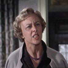 Louise Latham in una sequenza del film Marnie ( 1964 )