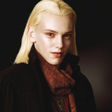 Un primo piano di Caius (Jamie Campbell Bower) del clan dei Volturi per il film Twilight Saga: New Moon