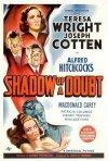 Locandina del film L\'ombra del dubbio ( 1943 )