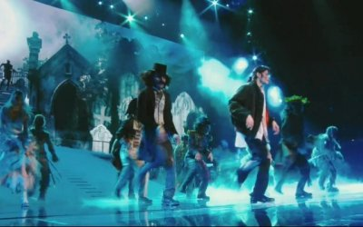 Michael Jackson's This is it - Trailer Italiano
