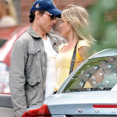 Prima Foto Di Tom Cruise E Cameron Diaz Sul Set Di Wichita 131732