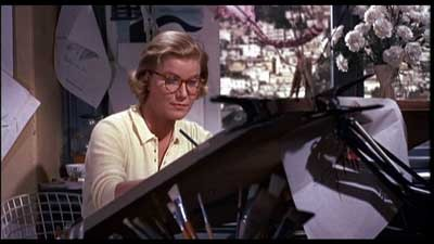 Barbara Bel Geddes In Una Immagine Del Film La Donna Che Visse Due Volte 1958 131805