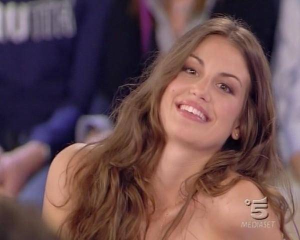 Francesca In Studio Durante Lo Speciale La Nostra Avventura 131837
