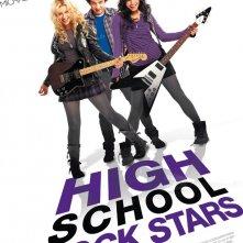 Il poster Francese del film High School Rock Stars