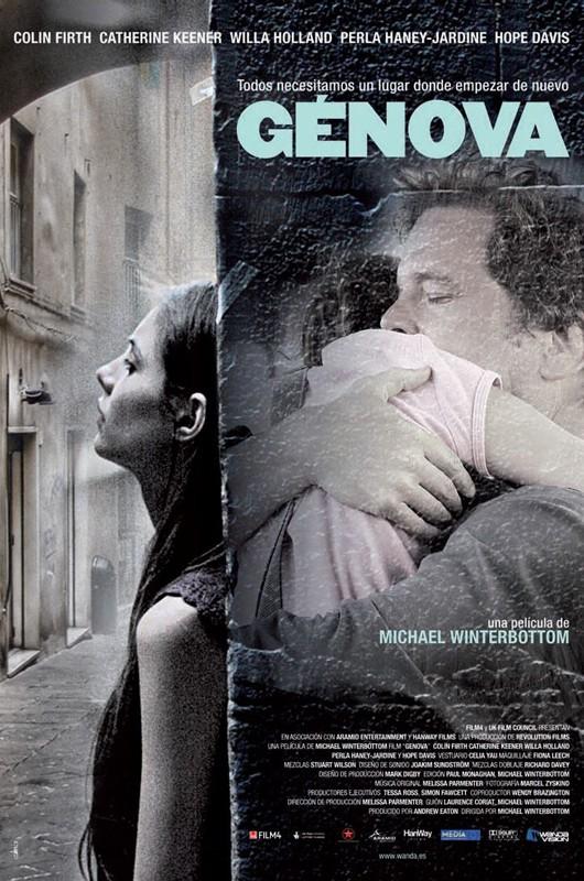 Il Poster Spagnolo Del Film Genova 131899