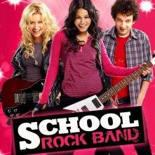 Il poster Spagnolo del film School Rock Band - Bandslam
