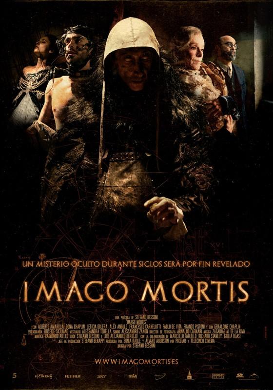 Il Poster Spagnolo Di Imago Mortis 131894