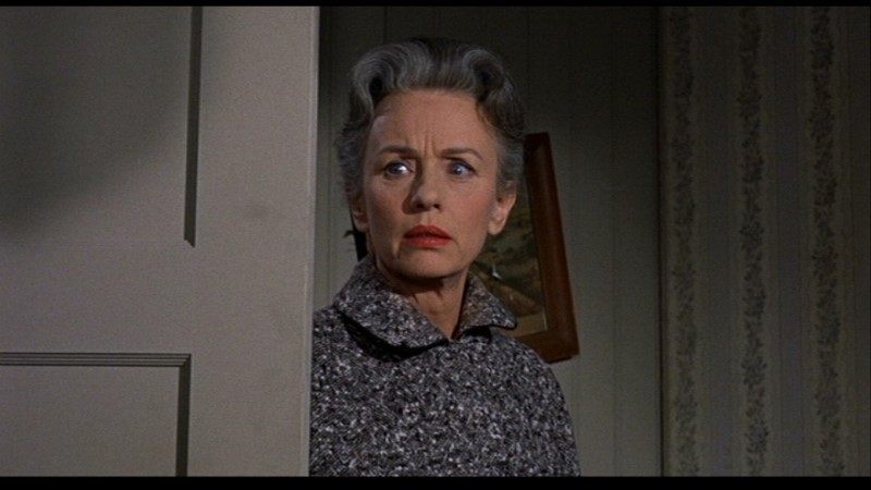 Jessica Tandy Fa Una Macabra Scoperta Nel Film Gli Uccelli 1963 131858