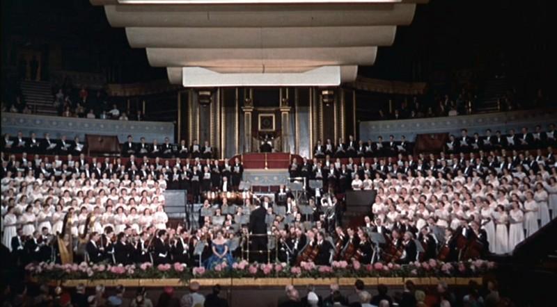 La Celebre Sequenza Alla Albert Hall Del Film L Uomo Che Sapeva Troppo 1956 131874