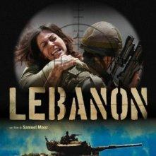 La locandina di Lebanon