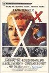 La locandina di Madame X