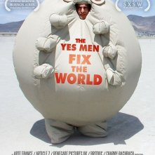 La locandina di The Yes Men Fix the World