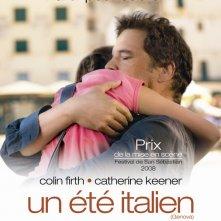 La locandina francese del film Genova