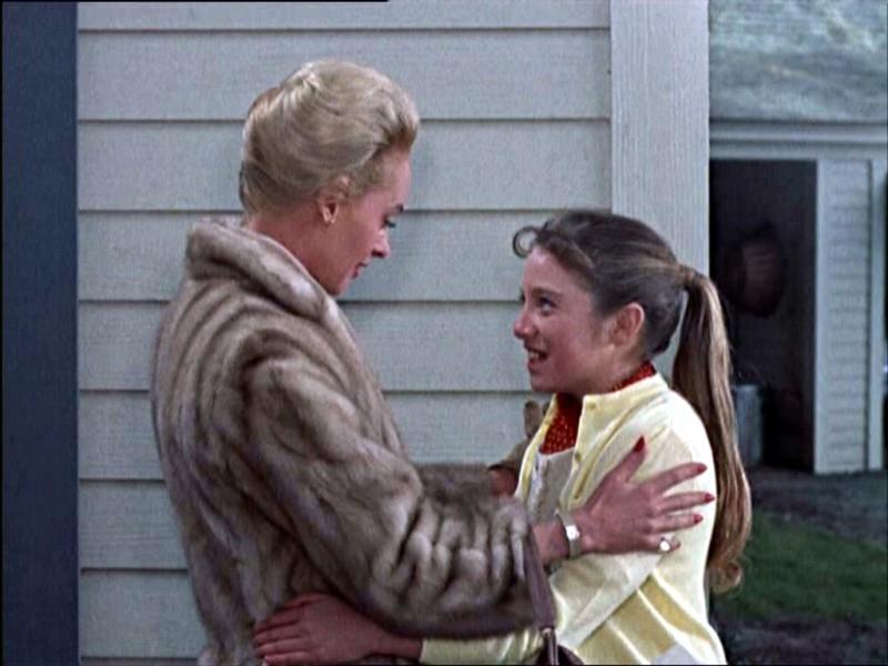 Tippi Hedren E Veronica Cartwright In Una Scena Del Film Gli Uccelli 1963 131818